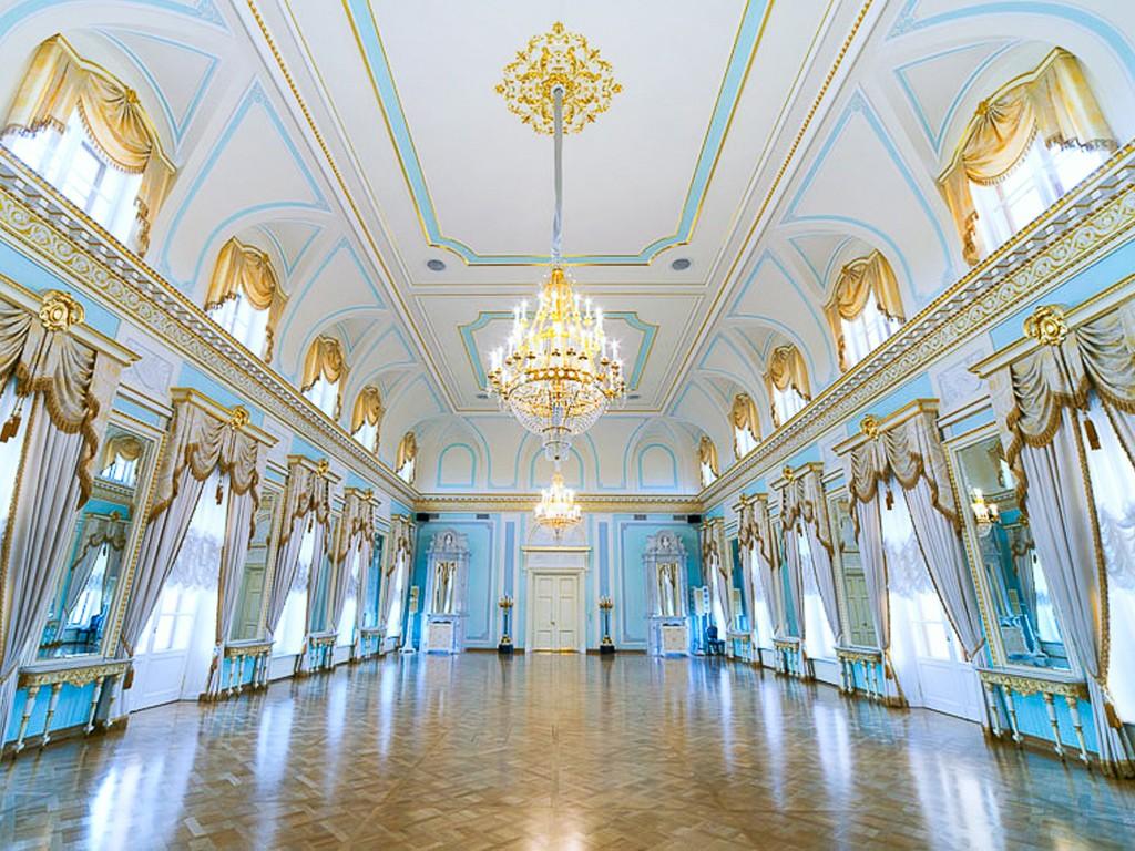 Виды и назначение банкетных залов4