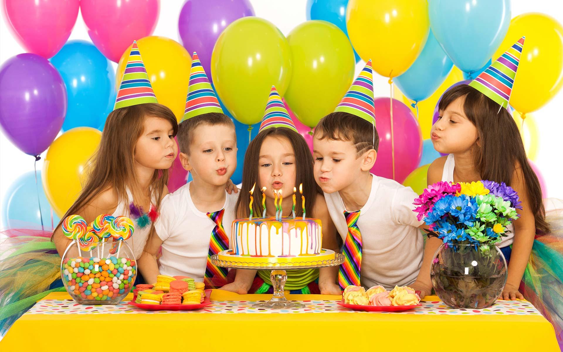 Фотографии детей на празднике