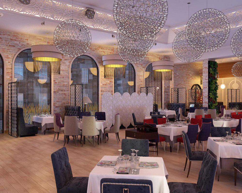 Дизайн-проект ресторана слагаемые успеха3