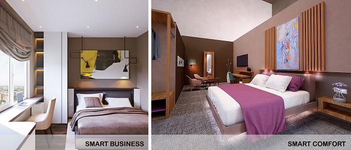 Smart Business + Comfort