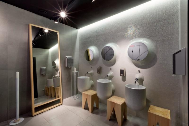 Туалет в ресторане или как сохранить лицо заведения2