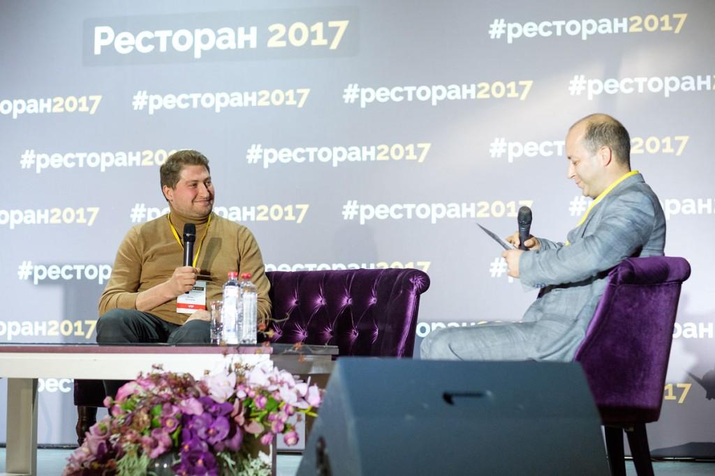Дмитрий Зотов. Ресторан 2017