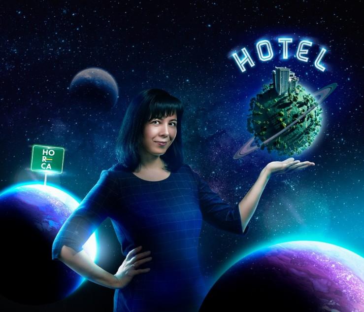 Отельер готовый